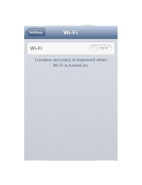 how to connect wifi in apple iphone 4s